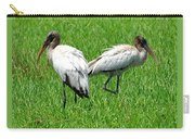 Young Wood Storks 2 Carry-all Pouch