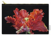 Youtube Video - Red Parrot Tulip Carry-all Pouch