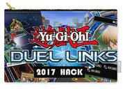 Yu Gi Oh Duel Links Hack Carry-all Pouch