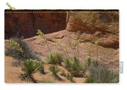 Yucca Plants Valley Of Fire Carry-all Pouch