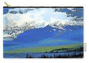 Yukon Mountain Range 3 Carry-all Pouch