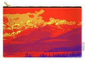 Yukon Mountain Range 4 Carry-all Pouch