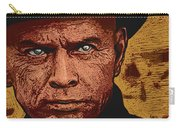 Yul Brynner Carry-all Pouch by Antonio Romero