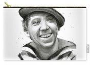 Yuriy Nikulin Portrait Carry-all Pouch