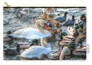 Yury Bashkin Ducks Stockholm  Carry-all Pouch