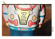 Z-bot Robot Toy Carry-all Pouch