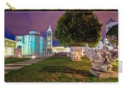 Zadar Historic Square Evening View Carry-all Pouch