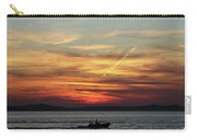 Zadar Sunset Carry-all Pouch