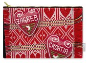 Zagreb Love Carry-all Pouch