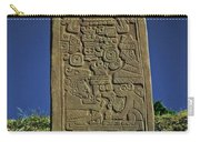 Zapotec History Carry-all Pouch