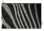 Zebra 3 Carry-all Pouch