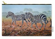 Zebra Crossing Carry-all Pouch