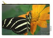 Zebra Wing Profile...   # Carry-all Pouch