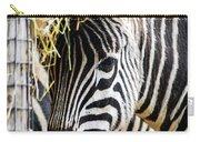 Zebra Zee Carry-all Pouch