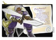 Zechariah 12 Vs.8 The Feeble As David Carry-all Pouch