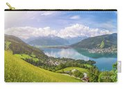 Zell Am See - Alpine Beauty Carry-all Pouch
