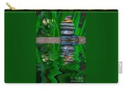 Zen Art And Reflections By Kaye Menner Carry-all Pouch