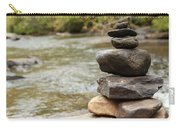 Zen At The Water Carry-all Pouch