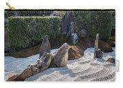Zen Garden, Kyoto Japan 2 Carry-all Pouch