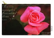 Zen Proverb 2 Carry-all Pouch