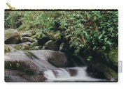 Zen Stream In Forest Carry-all Pouch