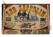 Zeppelin Express Carry-all Pouch