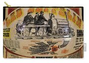 Zeppelin Express Work B Carry-all Pouch by David Lee Thompson