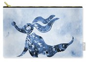 Zero-blue Carry-all Pouch