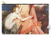 Zeus And Thetis  Carry-all Pouch