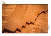 Zigzag Sandstone Carry-all Pouch