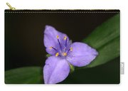Zigzag Spiderwort Carry-all Pouch