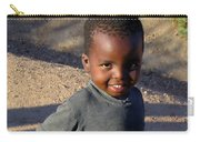 Zimbabwe Warmth Carry-all Pouch