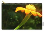 Zinnia Angustifolia Stem Carry-all Pouch