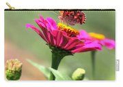 Zinnia Visitor Carry-all Pouch