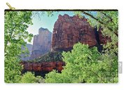 Zion Canyon Red Cliffs Carry-all Pouch