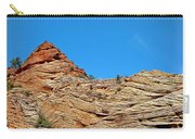 Zion Checkerboard Formations Carry-all Pouch