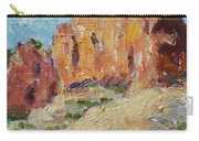 Zion Mountain Cliff Carry-all Pouch