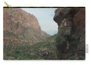 Zion National Park 4 Carry-all Pouch
