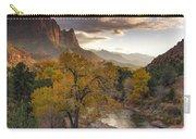 Zion National Park Autumn Carry-all Pouch