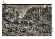 Zion National Park II Carry-all Pouch