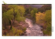 Zion National Park The Watchman Carry-all Pouch