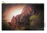 Zion National Park Usa  Carry-all Pouch