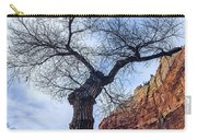 Zion Tree Woman Carry-all Pouch