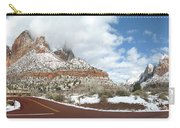 Crossroads, Zion Valley Carry-all Pouch