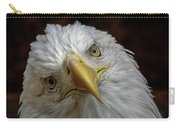 Zombie Eagle Look Carry-all Pouch