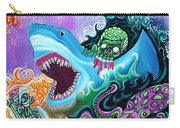 Zombie Handfishin Carry-all Pouch