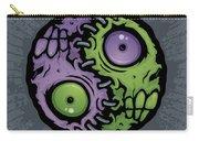 Zombie Yin-yang Carry-all Pouch by John Schwegel