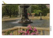 Zoo Fountain 2 Carry-all Pouch