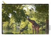 Zoo Landscape Carry-all Pouch