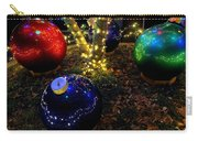 Zoo Lights Ornaments Carry-all Pouch